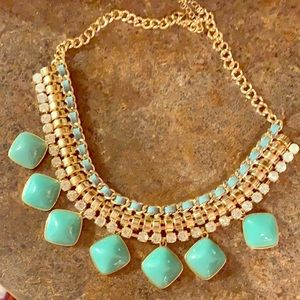 Fashion jewelry Turquoise necklace